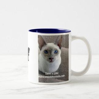Save a Life! CAT RESCUE MUG