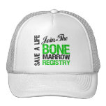Save a Life Join The Bone Marrow Registry Hats