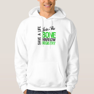 Save a Life Join The Bone Marrow Registry Hoody