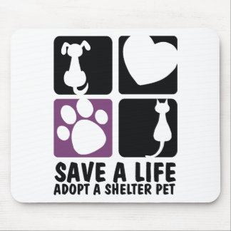 Save A Life Mouse Pad