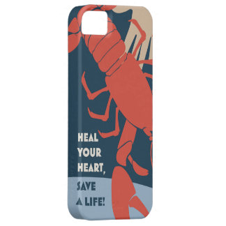Save a Lobster iPhone SE/5/5s Case