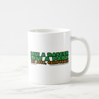 SAVE A PARK SAVE A RANGER COFFEE MUG