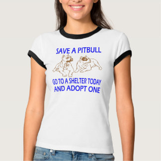 SAVE A PIT BULL T-Shirt