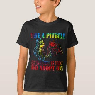 SAVE A PITBULL ADOPT ONE T2 T-Shirt