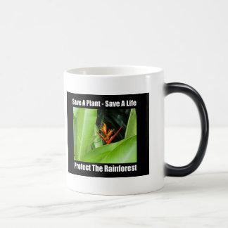 Save a plant Save a life Coffee Mug