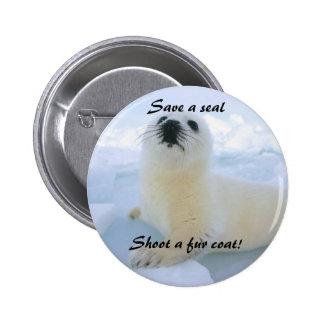 Save a Seal Button