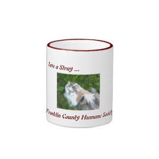 Save a Stray Ringer Mug