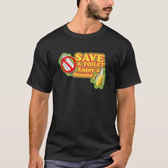 Save A Toilet T-Shirt