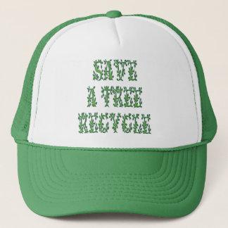 Save a Tree (2) Trucker Hat