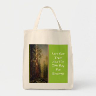Save A Tree Tote