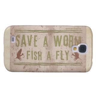 Save a Worm Samsung S4 Case