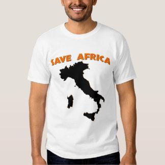 Save Africa T Shirt