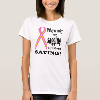 Save all breast. breast cancer. T-Shirt