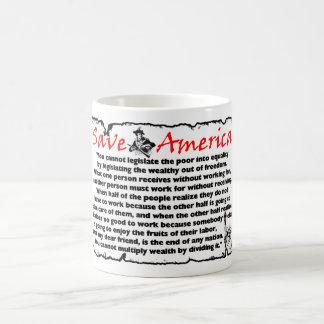 Save America! Coffee Mug