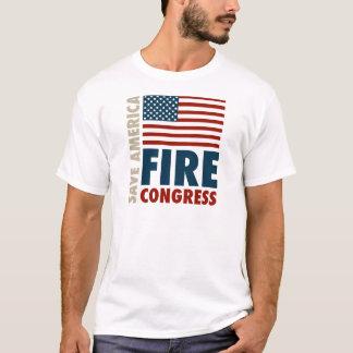 Save America Fire Congress T-Shirt