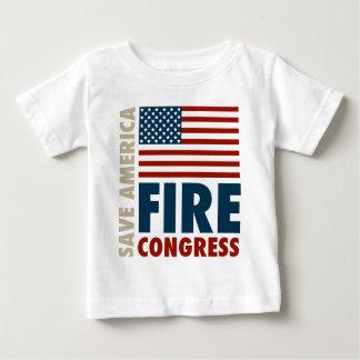 Save America Fire Congress T Shirts