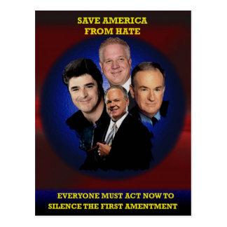 Save America Postcard