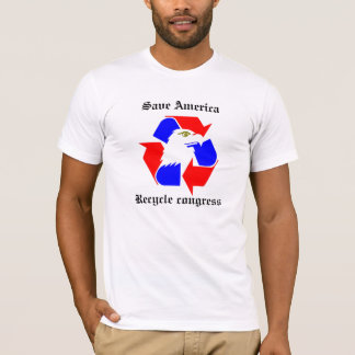 Save America Recycle congress T-Shirt