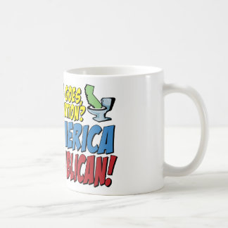 Save America, Vote Republican! Mugs