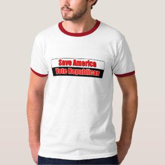 Save America Vote Republican Shirt