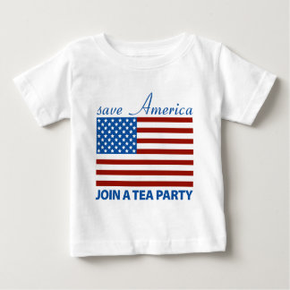 Save American - Join a TEA Party Tee Shirts