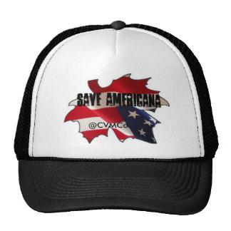 SAVE AMERICANA - HAT @CVMCo