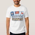 Save America's 5 day mail Tee Shirt