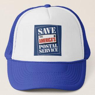 Save America's Postal Service Trucker Hat