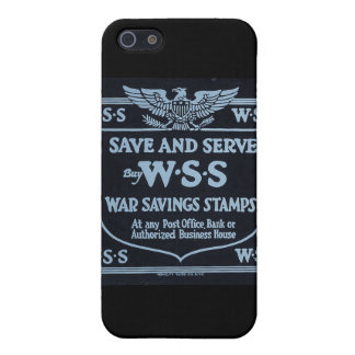 Save and Serve WSS iPhone SE/5/5s Cover