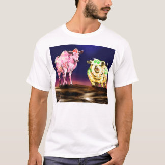 Save animals suffered from FMD T-Shirt