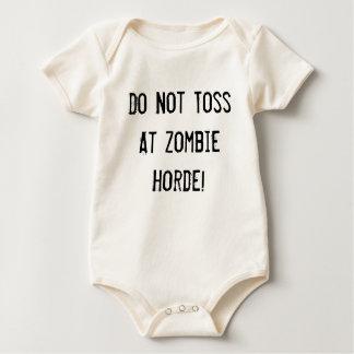 Save Baby! Baby Bodysuits