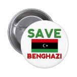 Save Benghazi Pins
