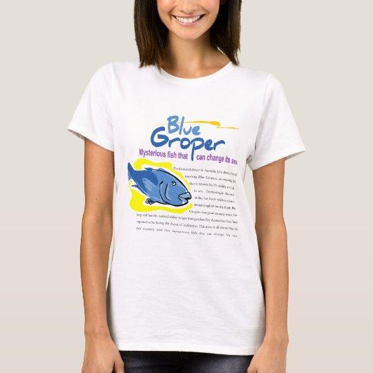 Save Blue Groper T-Shirt