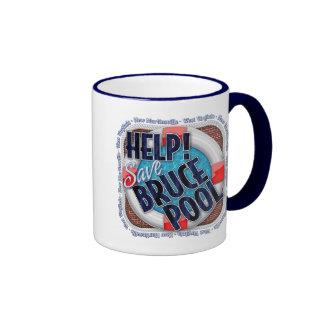 Save! Bruce Pool Mug