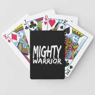 Save by Mighty Warrior Card Decks