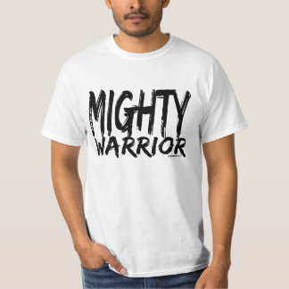 Save by Mighty Warrior Shirts