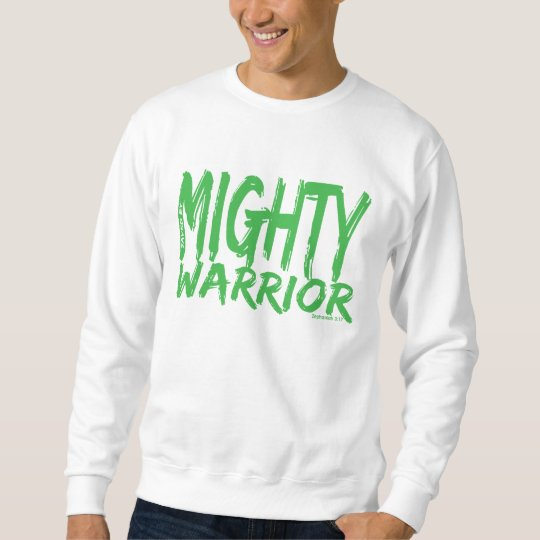 Save by Mighty Warrior Sweatshirt