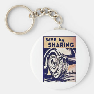 Save By Sharing Keychains