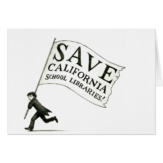 Save CA School Libraries Merchandise Card