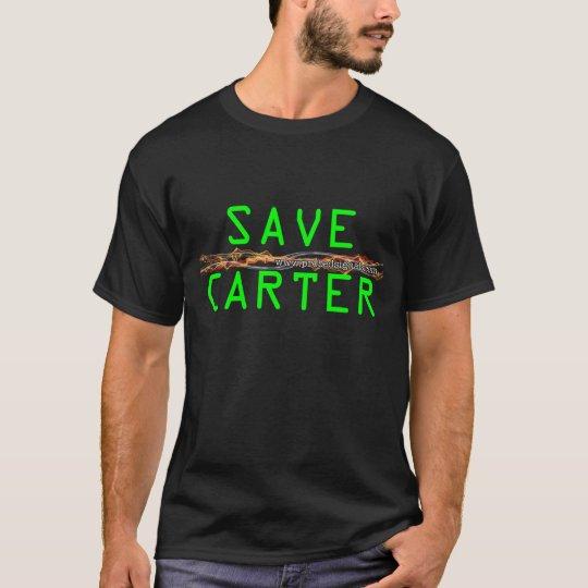Save Carter shirt
