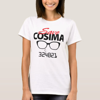 Save Cosima from Orphan Black T-Shirt