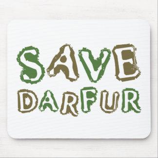 Save Darfur 1 Mouse Pad