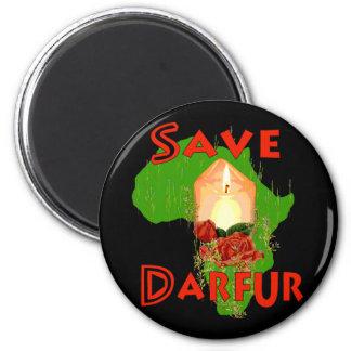 Save Darfur 2 Inch Round Magnet