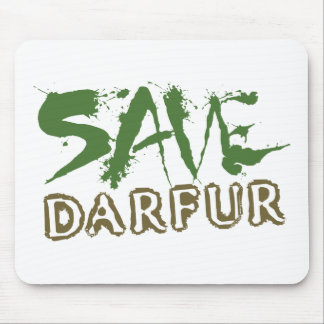 Save Darfur 2 Mouse Pad