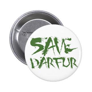 Save Darfur 3 Pinback Button