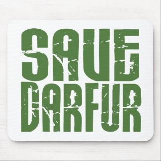 Save Darfur 4 Mouse Pad
