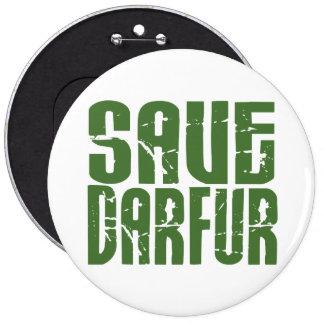 Save Darfur 4 Pinback Button