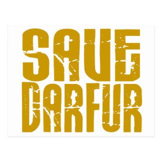 Save Darfur 5 Postcard