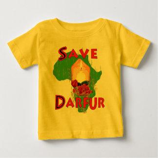 Save Darfur Baby T-Shirt