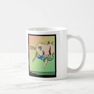 Save Darfur Classic White Coffee Mug